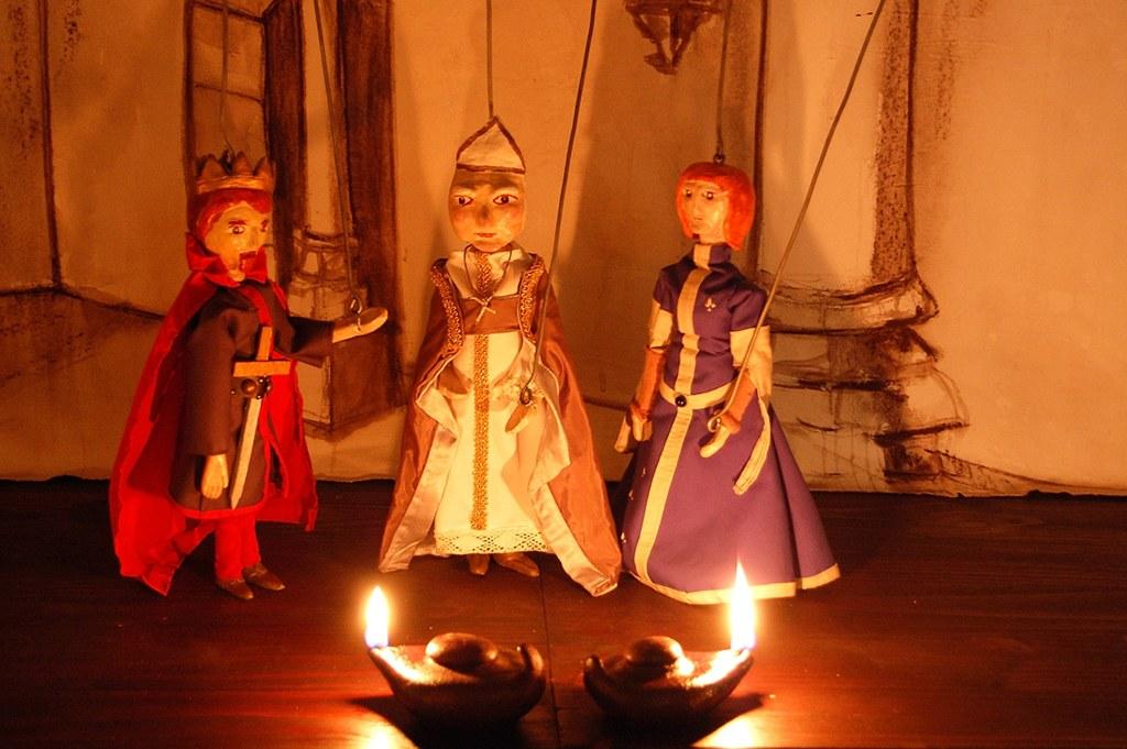 S.A.Marionetas – Teatro & Bonecos